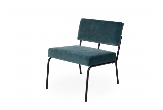 Fauteuil MONDAY - Royal turquo