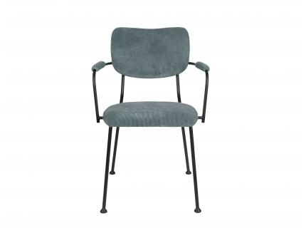 Armstoel BENSON - Grey Blue