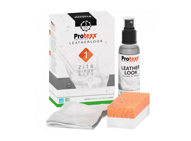 Protexx lederlookkit | 1 zitpl