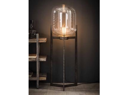 Vloerlamp 7419 - Glas/metaal