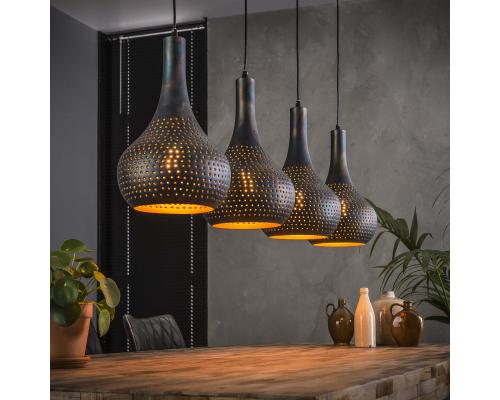 Hanglamp PUNCH - Grijs