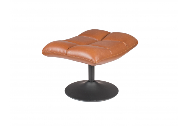 Voetbank BAR - Vintage brown