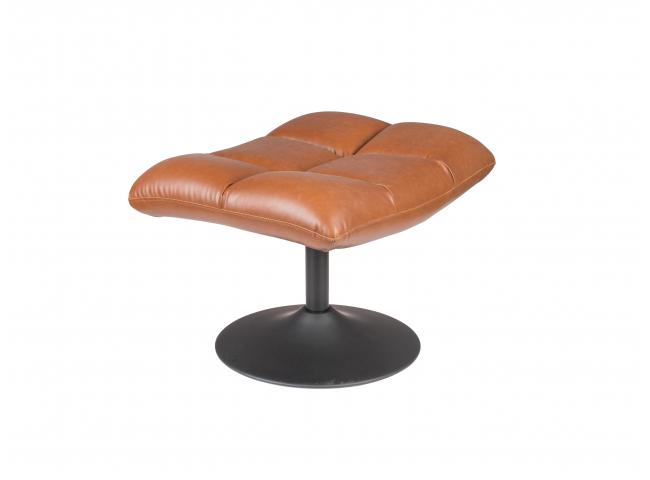 Voetbank BAR - Vintage brown