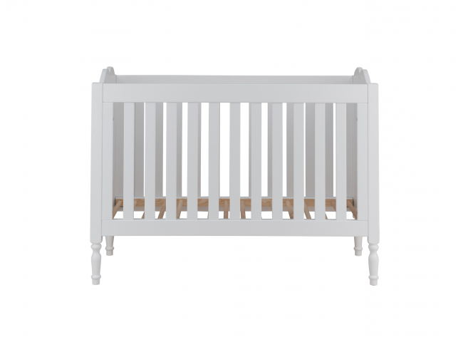 Babybed 120 X 60 EMMA - Wit