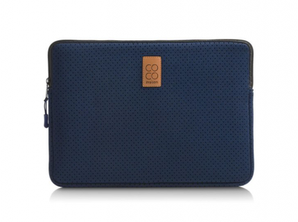 Laptophoes BLAUW