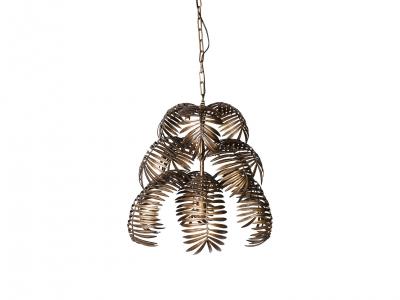 Hanglamp SALENCIA - Brass