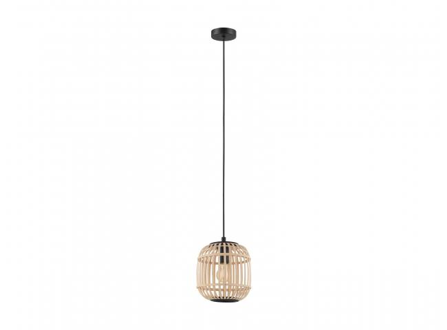 Hanglamp BORDESLEY - Hout natu