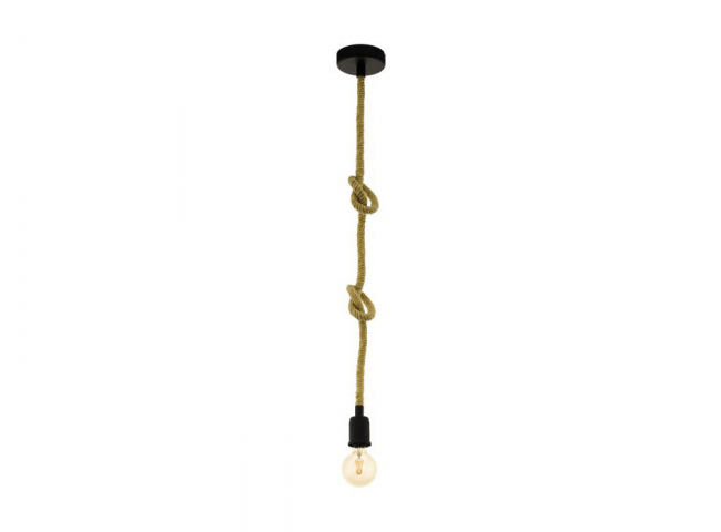 Hanglamp RAMPSIDE - Touw