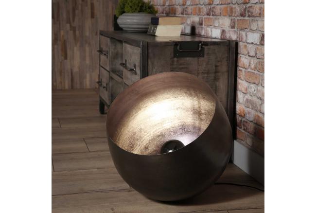 Tafellamp BASKET - Zwart nikke