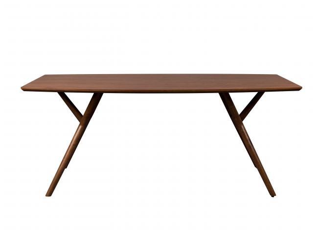 Tafel MALAYA - Fineer walnoot