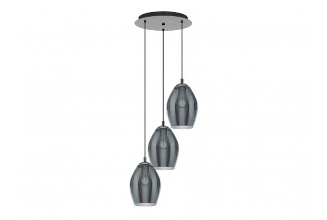Hanglamp ESTANYS - Zwart