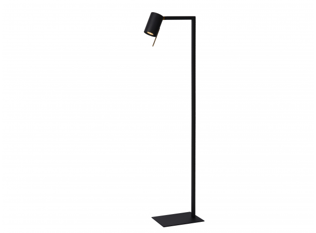Vloerlamp LESLEY - Zwart