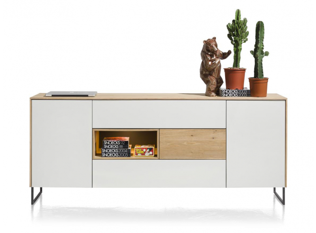Dressoir DARWIN - Oak/Beach