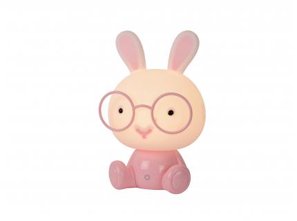 Tafellamp konijn DODO - Roos