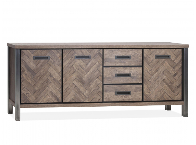 Dressoir FORCE - Mokka