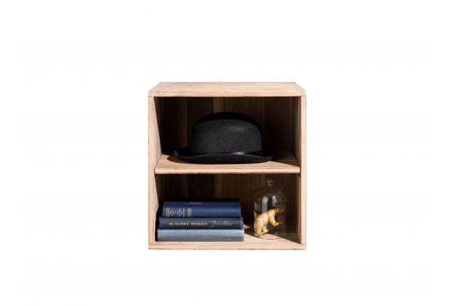Box met legplank VINCENT - Zwa
