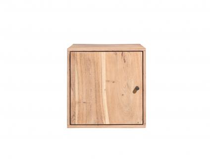 Box met deur VINCENT - Hout
