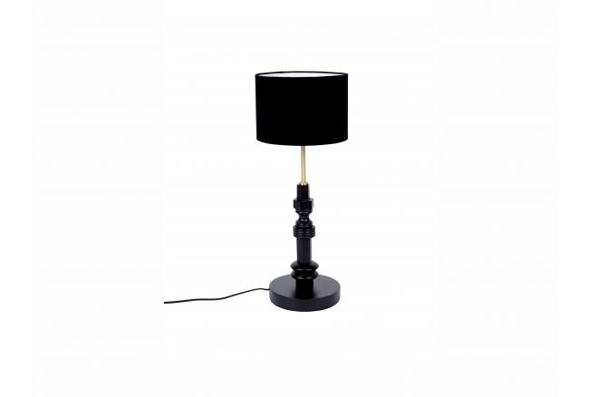 Tafellamp TOTEM - Zwart