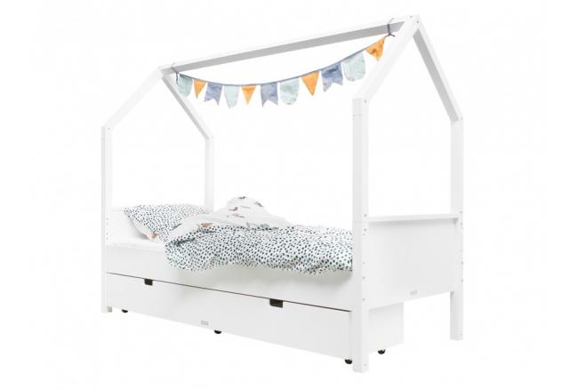 Bed HOME COMBIFLEX - Wit