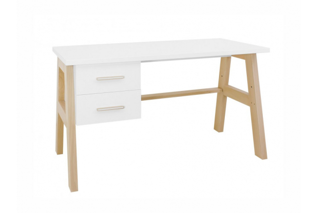 Bureau LISA - Wit/Naturel