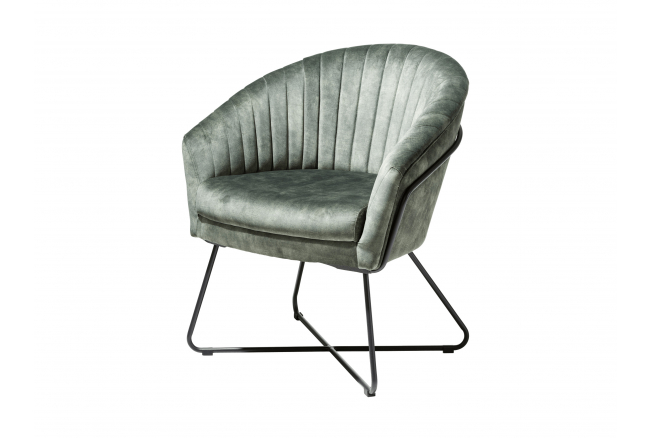 Fauteuil CAYENNE - Olijf