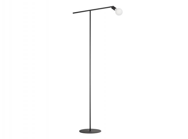 Vloerlamp Large Mike - Zwart