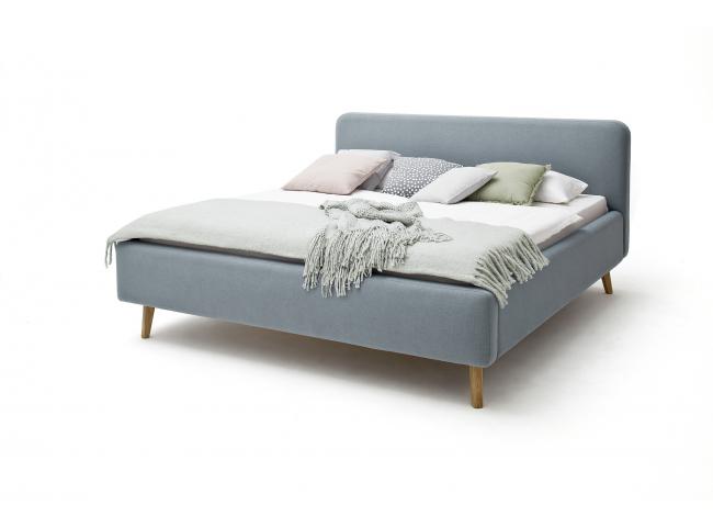 Bed MATTIS - Taupe