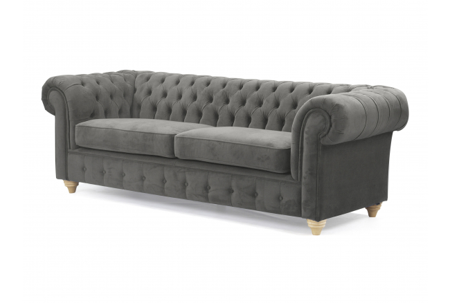 Sofa CHESTERFIELD - Taupe