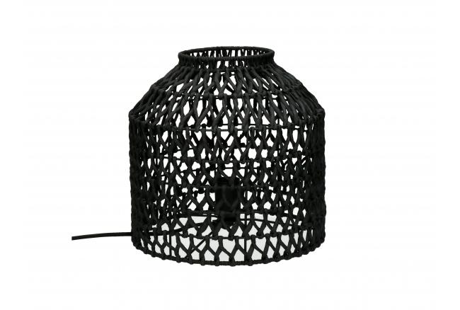 Tafellamp KNUPE - Zwart