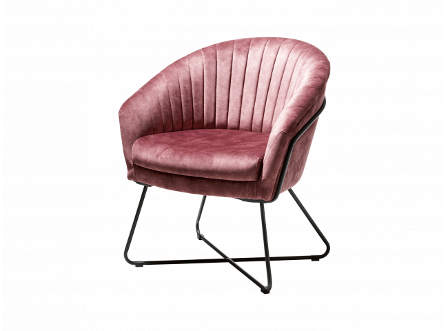 Fauteuil CAYENNE - Burgundy Re