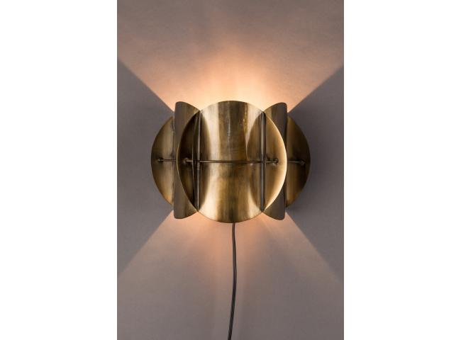 Wandlamp CORRIDOR - Antique br