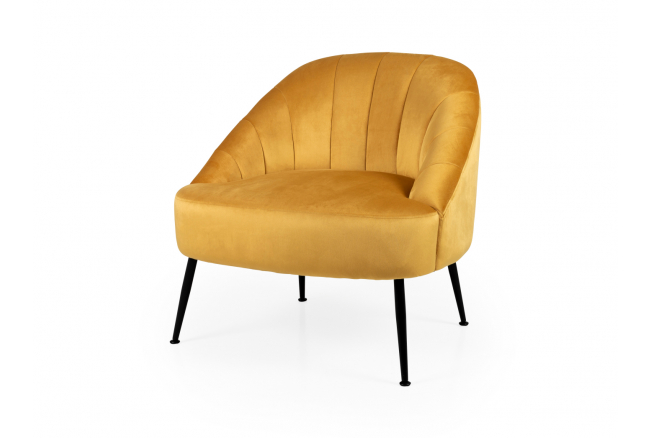 Lounge Chair PHOEBE - Petrol B