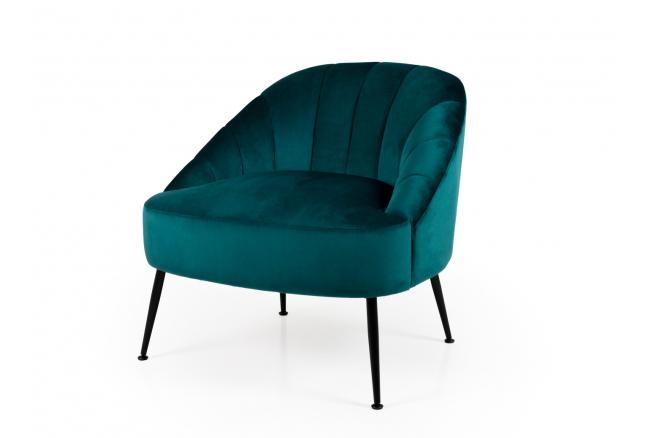 Lounge Chair PHOEBE - Petrol B