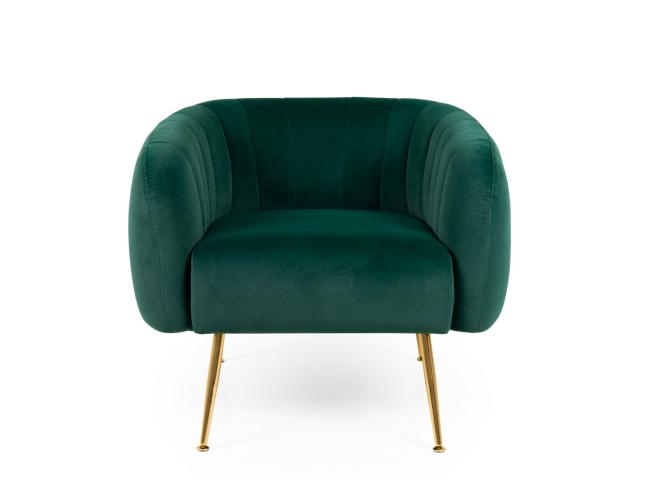 Lounge Chair RACHEL - Pine Gre