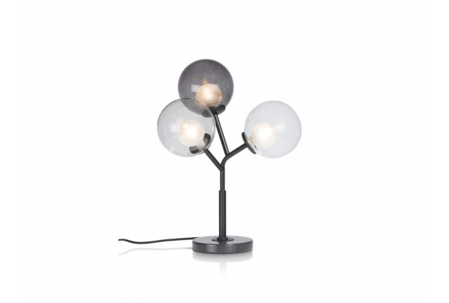 Tafellamp MALIN - Antraciet