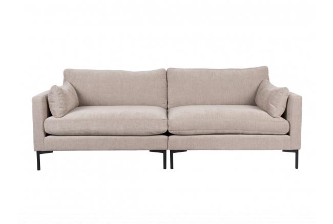 3-zit sofa SUMMER - Antraciet