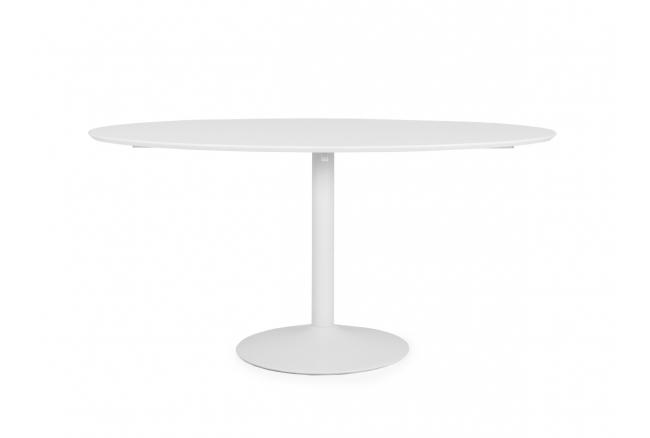 Ovale tafel TACO - Wit