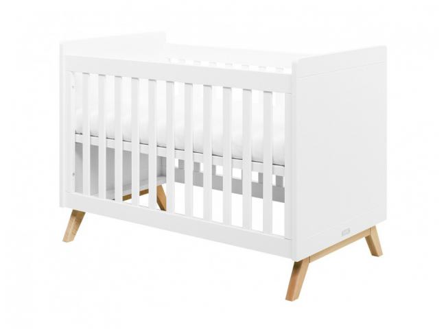 Babybed FENNA - Wit/naturel