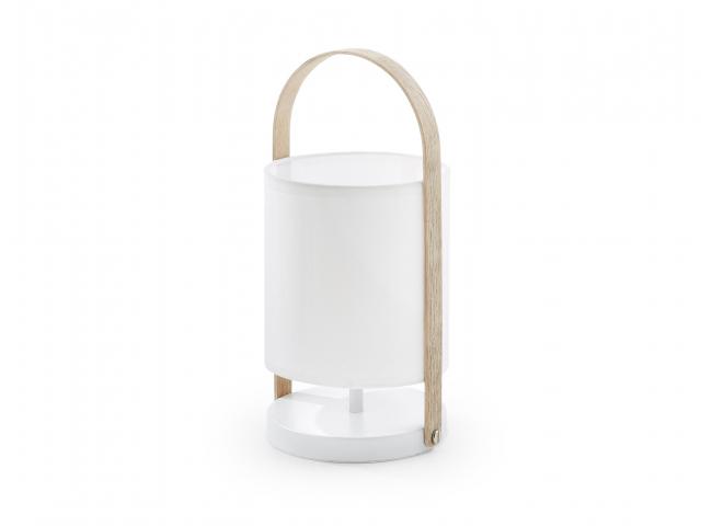 Tafellamp ZAYLA - Wit