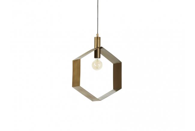 Hanglamp WISH - Brons