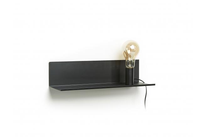 Wandlamp MAEKO - Zwart