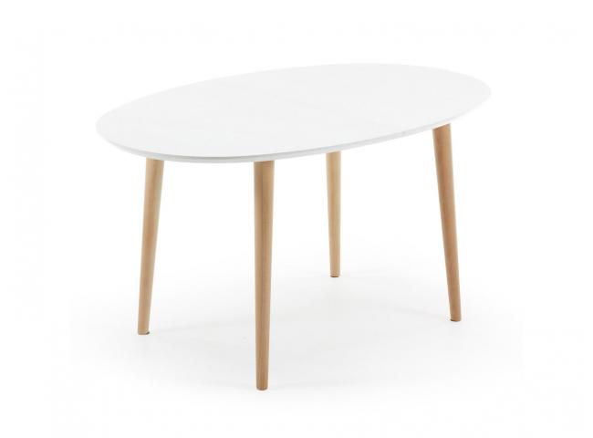 Uitschuifbare tafel Oqui