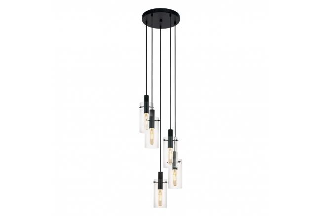 Hanglamp MONTEFINO - Zwart