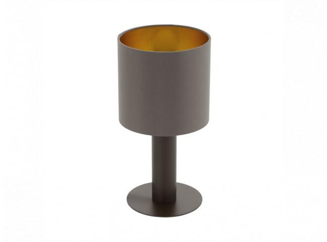 Tafellamp CONCESSA 1 - Donkerb