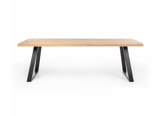 Eetkamertafel 'Aberdeen' - kleur: Wood