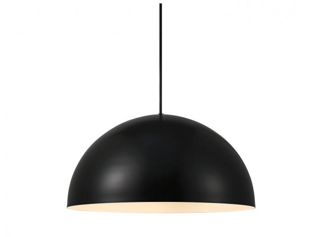 Hanglamp ELLEN groot zwart