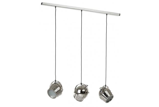 Tot einde voorraad: hanglamp