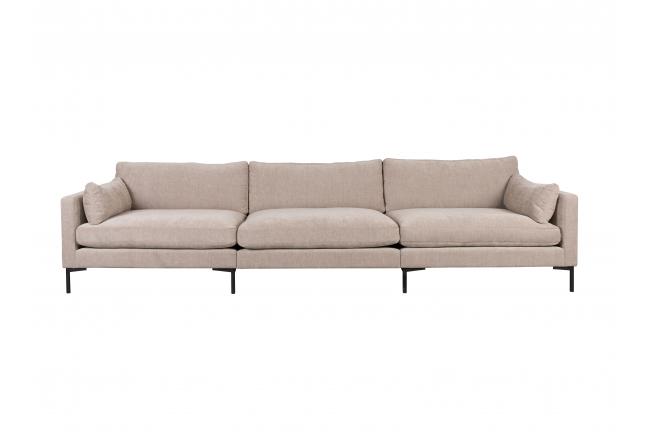 4,5-zit sofa SUMMER - Latte