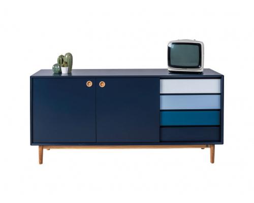 Dressoir COLOR BOX - Navy Blue