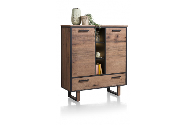 Highboard OXFORD - Hout